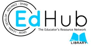 Educational Professional Development EdHub logo