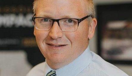 Tom Hairston headshot