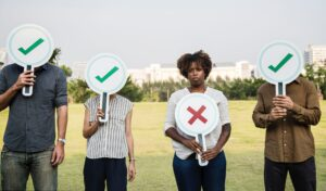 Saying no to cut scores