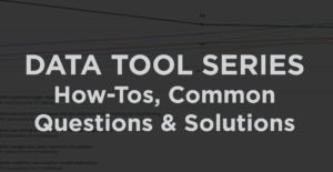 NEE Data Tool How Tos, Questions and Solutions