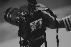 Video recording students