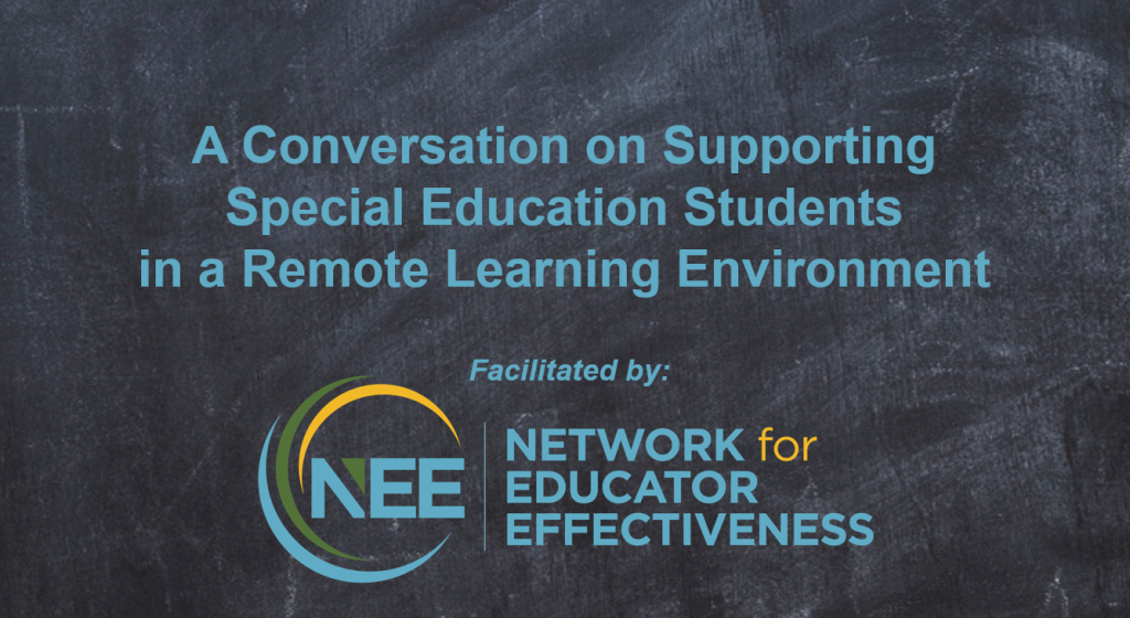 Special Education Title Slide