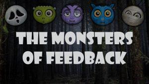 Monsters of feedback illustration