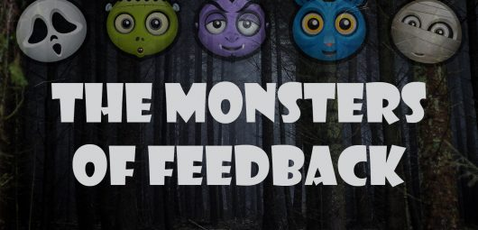 Monsters of feedback illustration