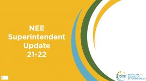 NEE superintendent update title slide